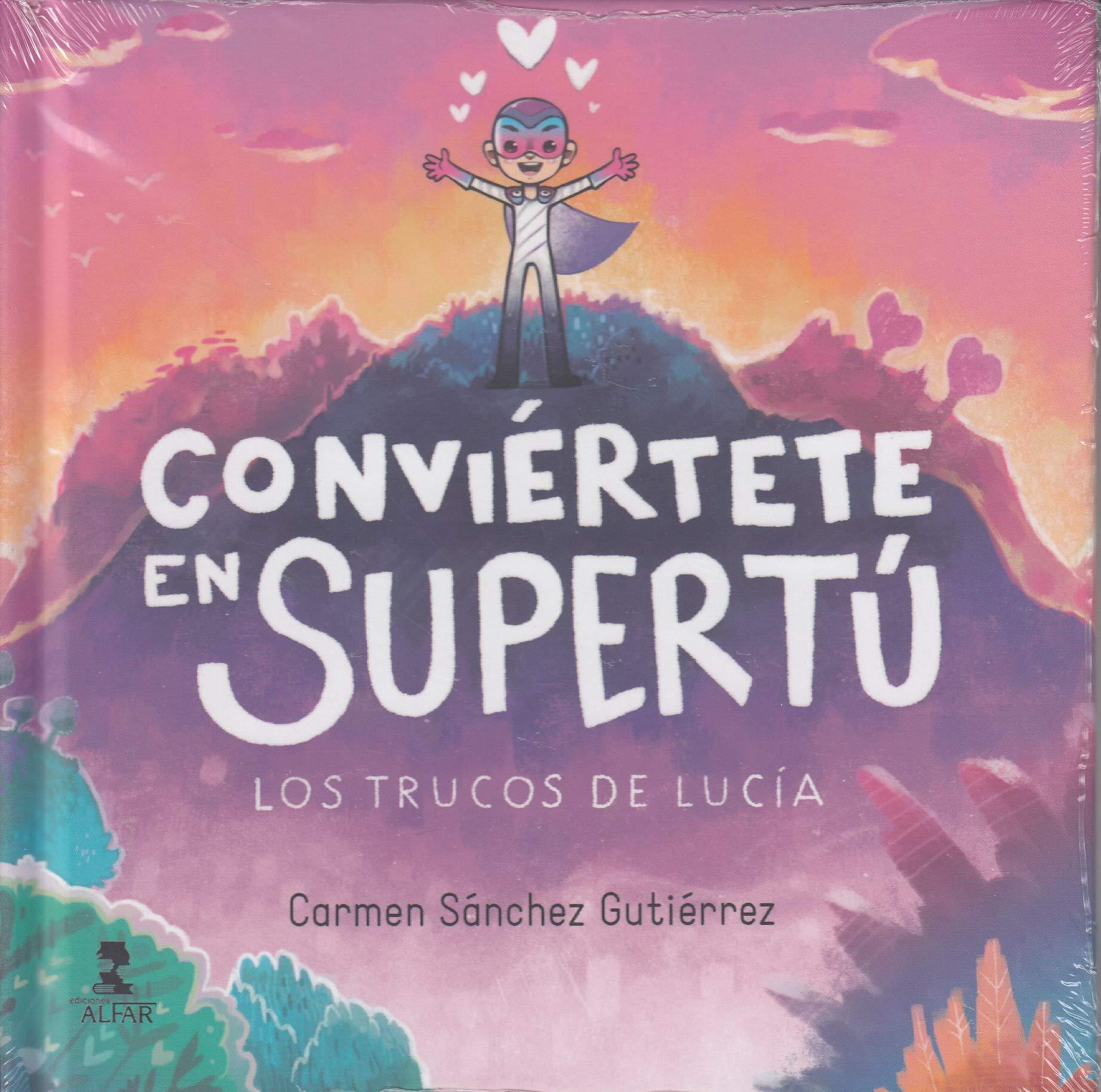 Los trucos de Lucía Biblioteca infantil y juvenil: Amazon.es: Carmen Sánchez Gutiérrez: Libros