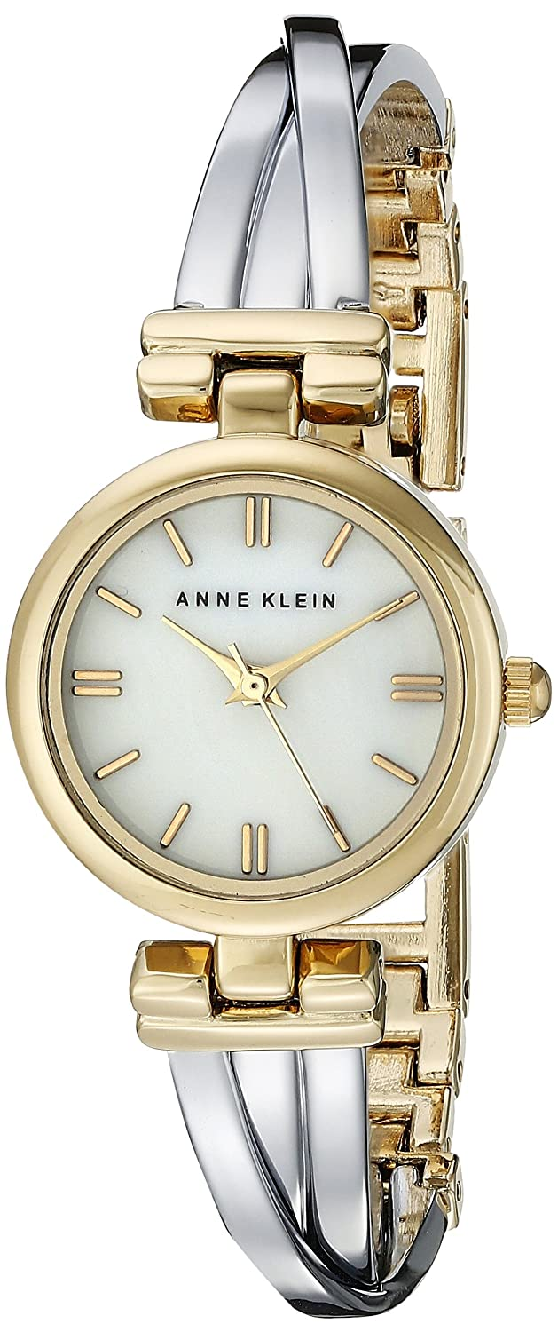 Two Ak1171mptt Klein Bangle Tone Women's Watch Anne VGSzMpUq