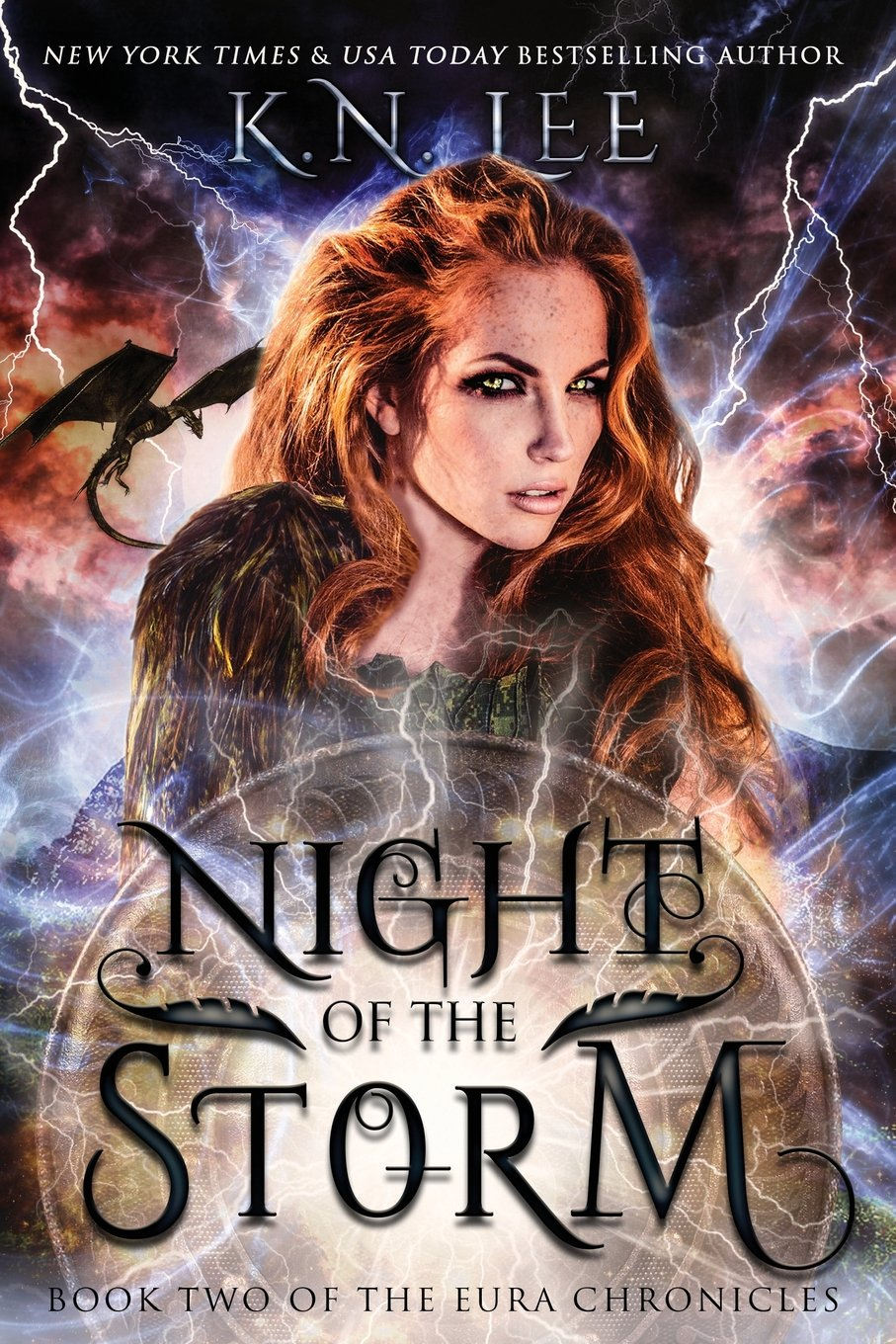 Night of the Storm (The Eura Chronicles) (Volume 2) pdf