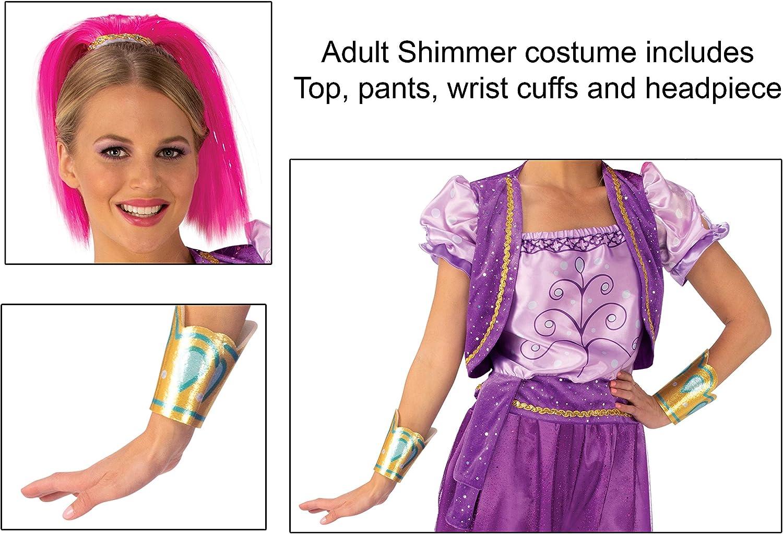 Rubies Disfraz de Shimmer and Shine para Mujer - Multi - XS ...