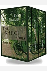 The Shiloh Series: Books 1-3 Kindle Edition