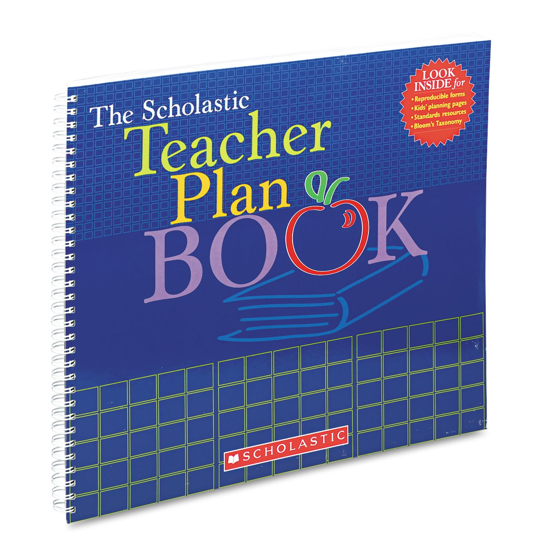SHS0439710561 - Scholastic The Teacher Plan Book