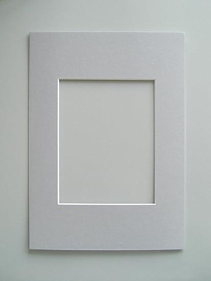 18x18 cm Bianco Artico Passepartout 30x30 cm