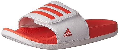 bd5159501f3f80 adidas Girls  adilette CLF+ Adj Training Shoes  Amazon.ca  Shoes ...