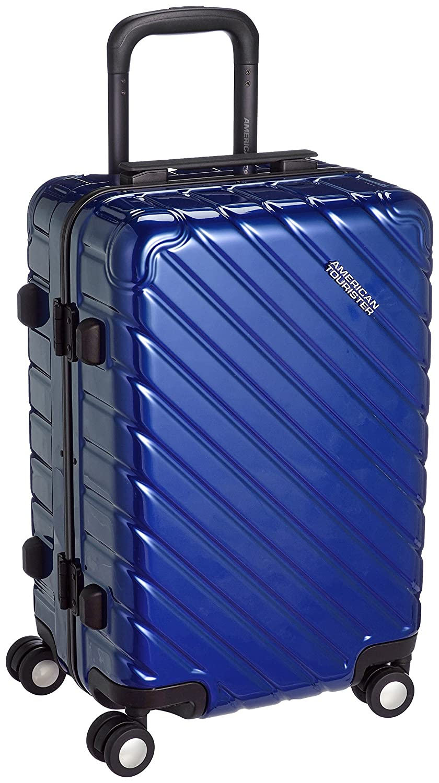 [アメリカンツーリスター] スーツケース ロールズII スピナー55 機内持ち込み可034L 55 cm 3.5 kg 90569 国内正規品 メーカー保証付き B06XC12J76 ネイビー