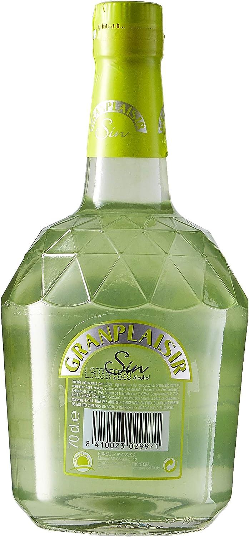 Granplaisir - Mojito Licor sin Alcohol - 6 bottelas x 700 ml - Total: 4200 ml