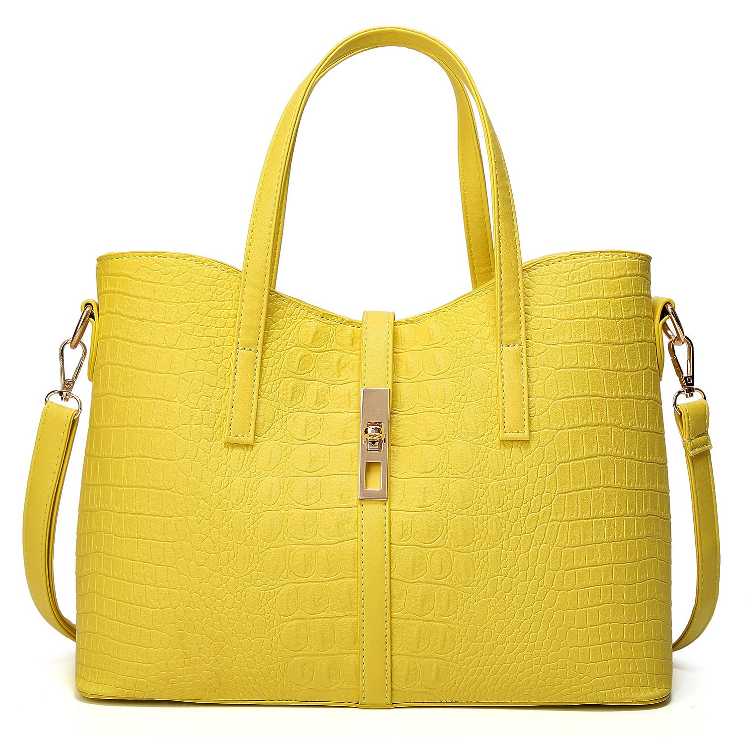 YNIQUE Satchel Purses and Handbags for Women Shoulder Tote Bags Wallets by YNIQUE (Image #2)