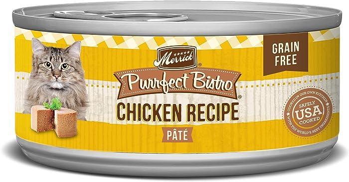 The Best Merrick Purrfect Bistro Cat Food