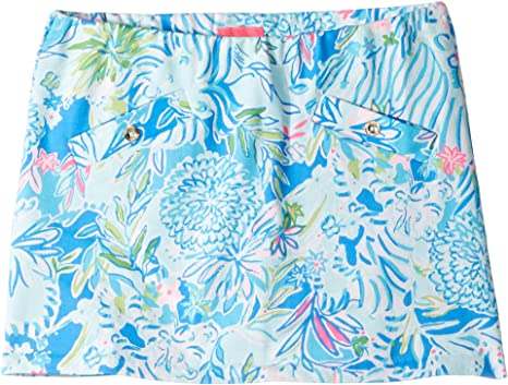 de5c97bc9ccb6c Lilly Pulitzer Kids Baby Girl's Mini Madison Skort (Toddler/Little Kids/Big  Kids