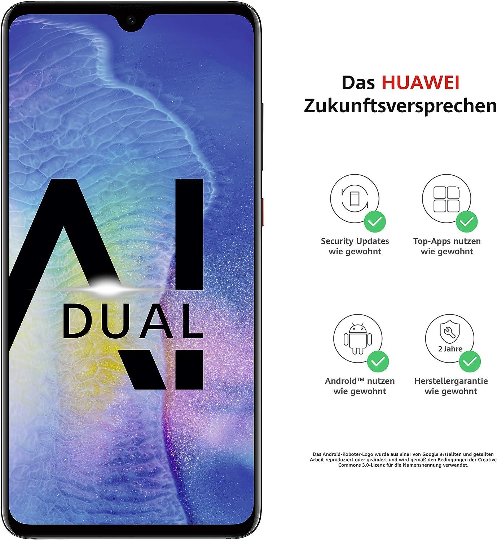 Huawei Mate20 Dual Sim Smartphone Bundle Schwarz Usb Elektronik