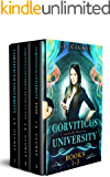 Corviticus University Series: Books 1-3