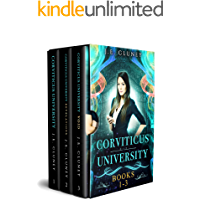 Corviticus University Series: Books 1-3