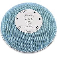 HoMedics Deep Sleep Mini Portable Sleep Sound Machine   3 Programs, 3 White Noises, 2 Sounds, Guided Meditation, Auto…