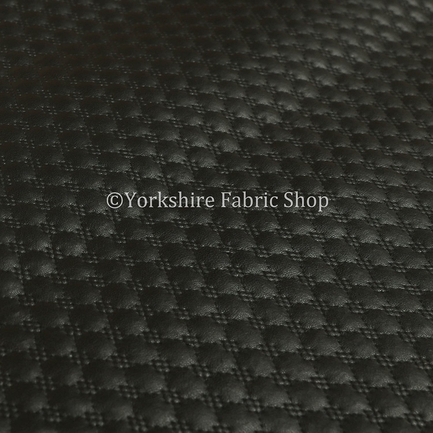 10 Metres Of Black Faux Leather Suede Animal Pattern New Sofas Upholstery Fabric