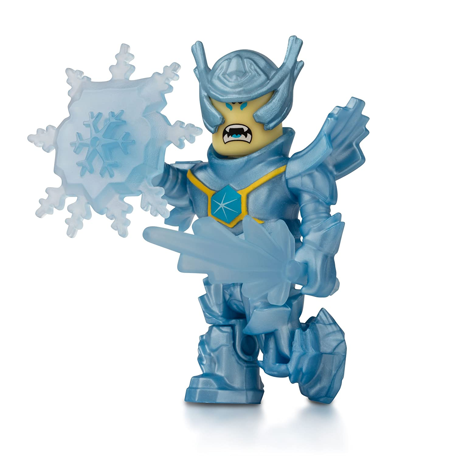 Roblox Frost Guard General Figure With Exclusive Virtual Item Game