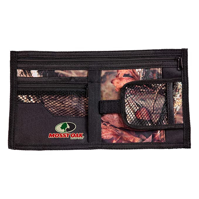 Mossy Oak Visor Organizer MCO1405 Mossy Oak Infinity Camo, Sold Individually Signature Products Group SPG