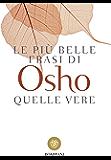 Le più belle frasi di Osho: Quelle vere