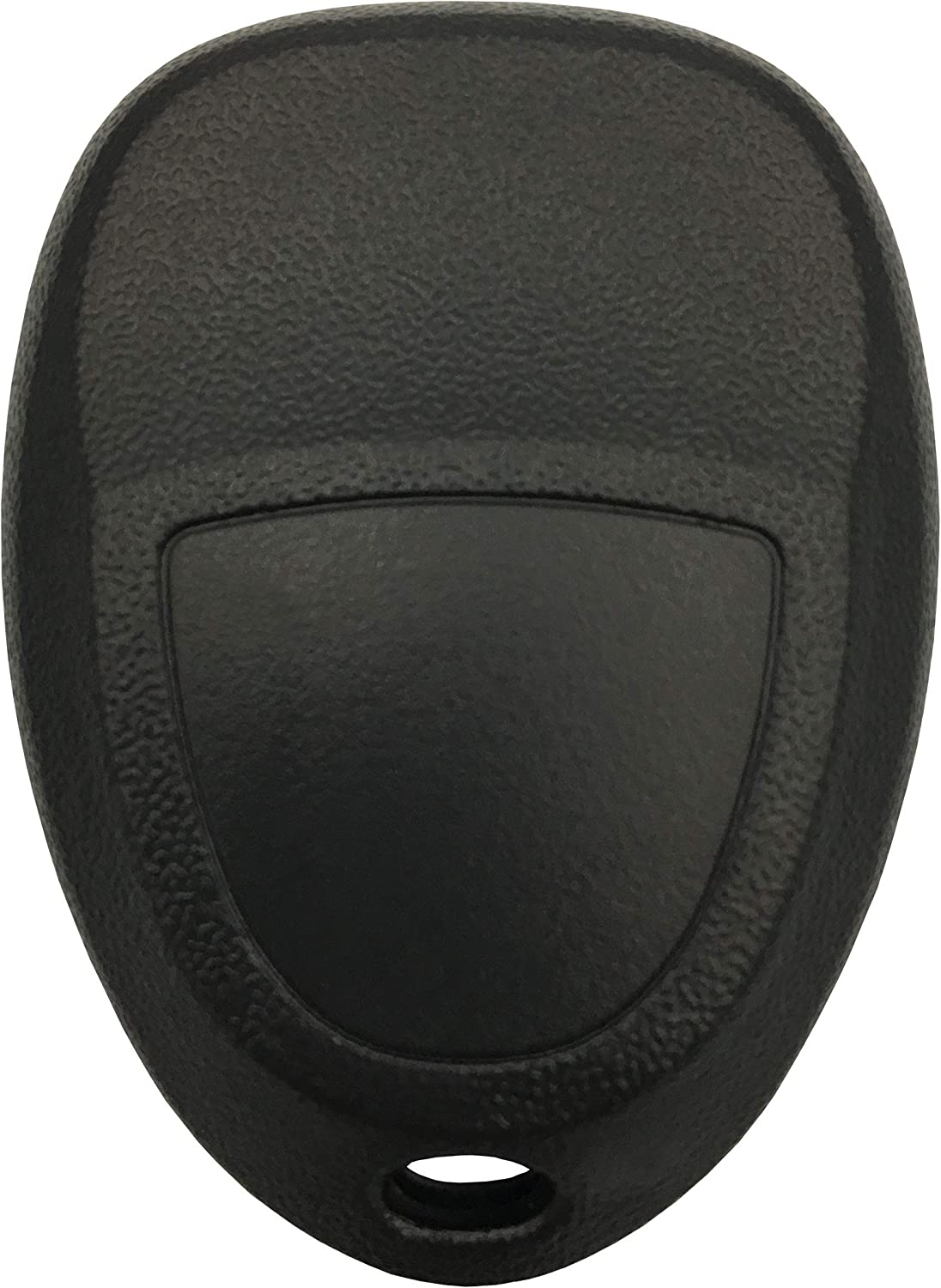 Keyless Entry Remote Car Key Shell Casing Replacement Key Fob Case Fit for 2007-2014 Suburban Tahoe Traverse//GMC Acadia Yukon//Cadillac Escalade SRX//Buick Enclave//Saturn Outlook