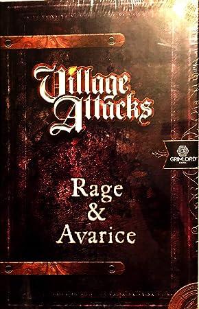 LAST LEVEL- Village Attackcs Rabia y codicia Castellano, Multicolor (BGVA-RAA)