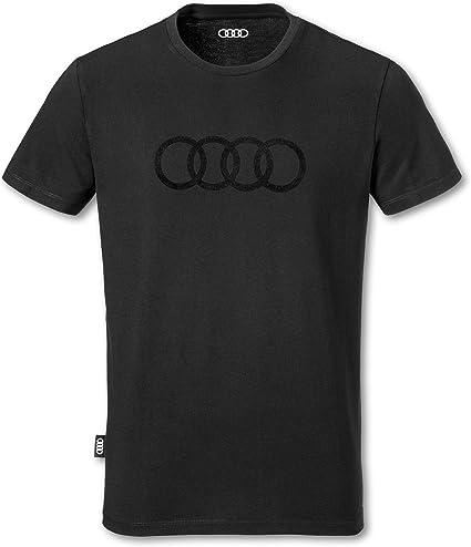 XXL Audi T-Shirt Anneaux Homme