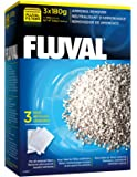 Fluval Ammonia Remover, 180-gram Nylon Bags - 3-Pack