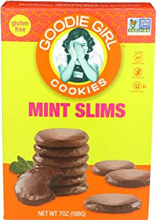 product image for Goodie Girl Mint Slim Cookies, 7 Ounce