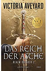 Das Reich der Asche - Realm Breaker 1: Roman (German Edition) Kindle Edition