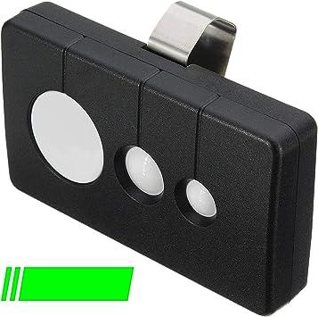 Craftsman Garage Door Opener Remote Control Transmitter For Green 3 Button Part 139 53970srt 139 5397 139 53971srt 139 53971 139 53973srt 139 53973 139 53879 K1026 Hbw1136 Liftmaster 81lm 82lm 83lm Amazon Ca Tools Home Improvement