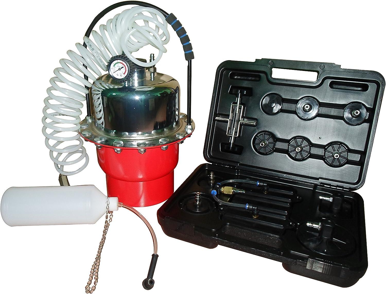 Slpro/® Purgeur de frein /à air comprim/é Kit purgeur Appareil freins 5 l