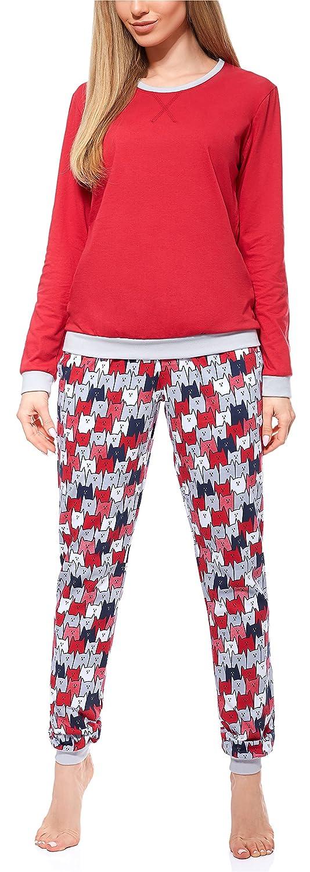 fe2f03cb88720 80%OFF Merry Style Damen Schlafanzug MS10-168 - mgb.com.sg