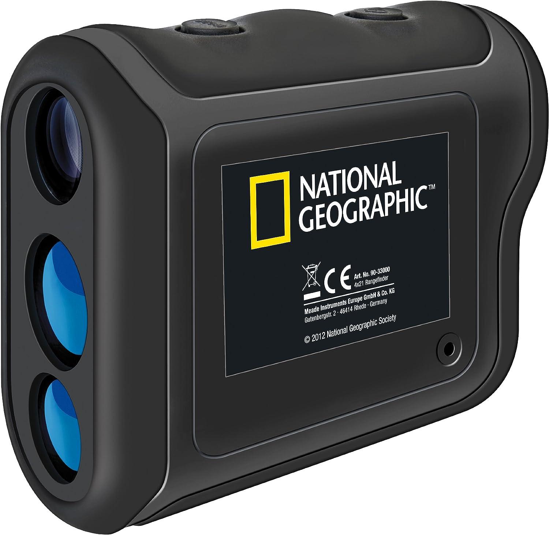 National Geographic 4x21 Telémetro