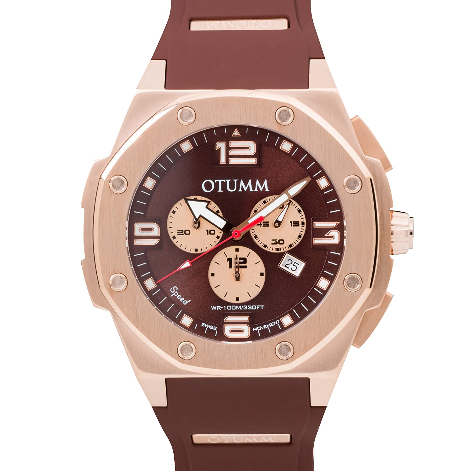 Otumm Speed Rose Gold SPRG53-004