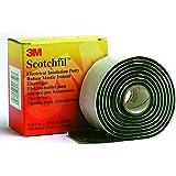 Rubber band Scotchfil™ (L x W) 1.5 m x 38 mm Black Butyl rubber Scotchfil 3M