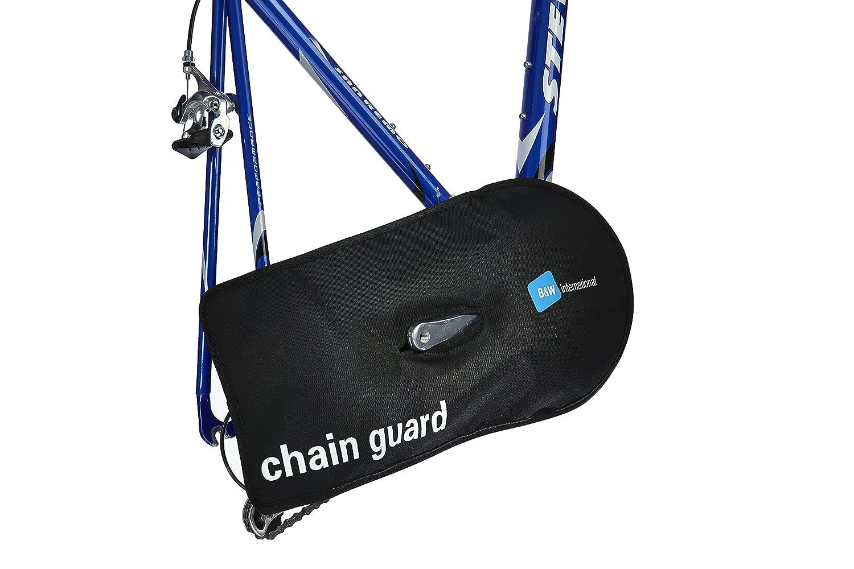 Amazon.com: B & W Cadena Guardia Cover Condón para bicicleta ...