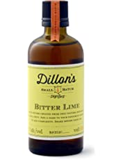 Dillon's Small Batch Distillers Lime Bitters, 100mL