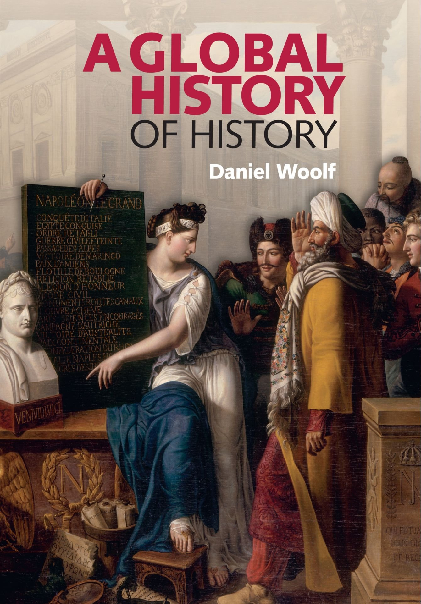 Download A Global History of History ebook