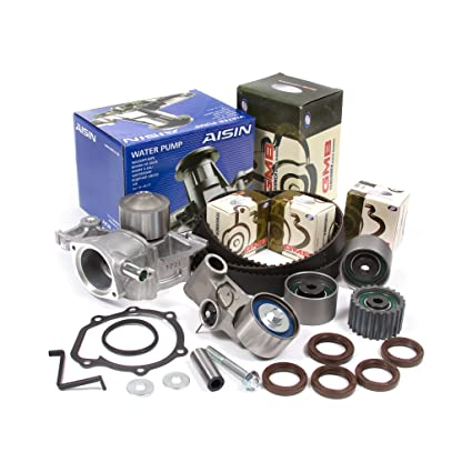 Amazon.com: 97-98 Subaru 2.2 SOHC 16V EJ22E Timing Belt Kit AISIN Water Pump: Automotive