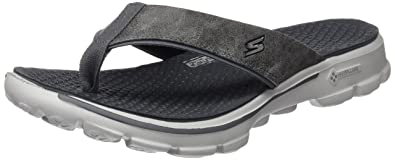 skechers flip flops for men