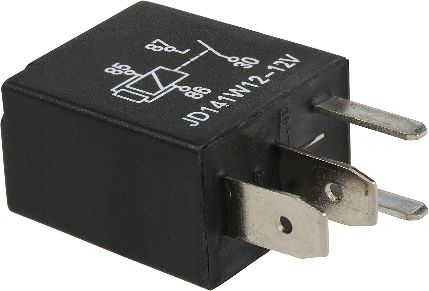 1 Pack WVE by NTK 1R1332 Auxiliary Battery Relay