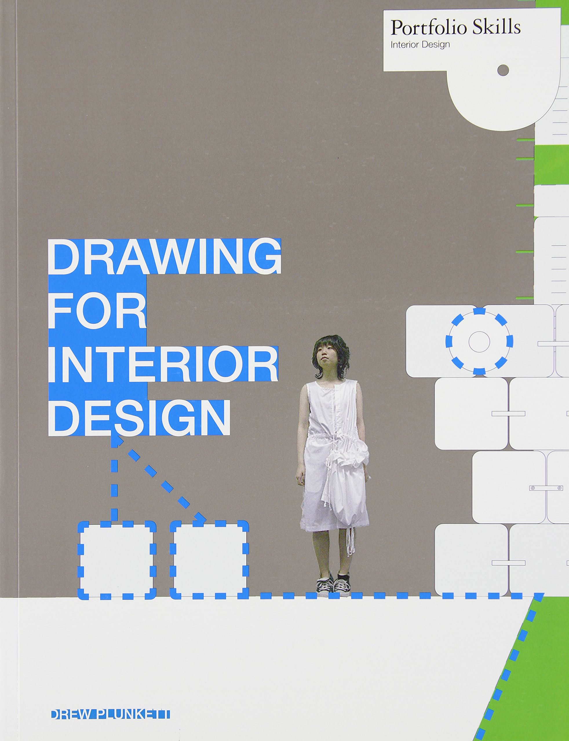 Amazoncom Drawing for Interior Design Portfolio Skills Interior