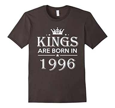 Mens 21st Birthday Gifts Idea For Him Men 21 Years Old King Shirt 2XL