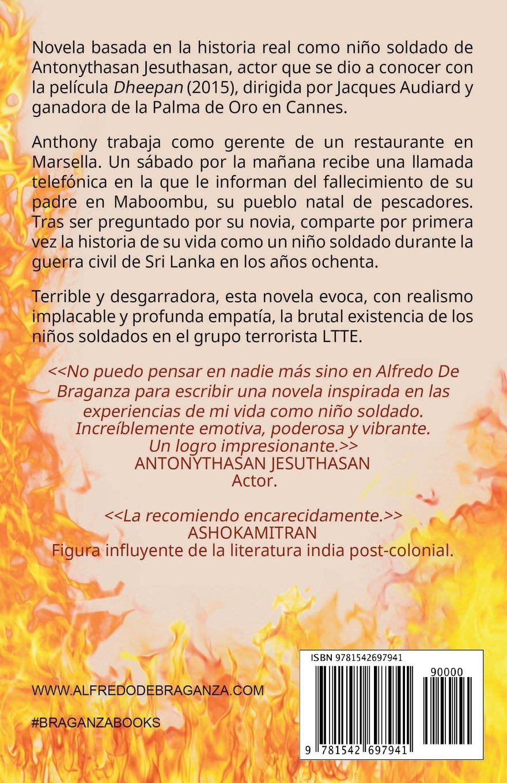 Niño, tigre y soldado (Spanish Edition): Alfredo De Braganza, Alexander Zárate: 9781542697941: Amazon.com: Books