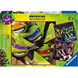 Ravensburger Teenage Mutant Ninja Turtles (3 x 49 Pieces)