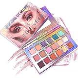 ONLYOIYL Paleta De Sombras De Ojos Profesionales - Paleta Maquillaje - Altamente Pigmentados 18 Colores Brillantes y…