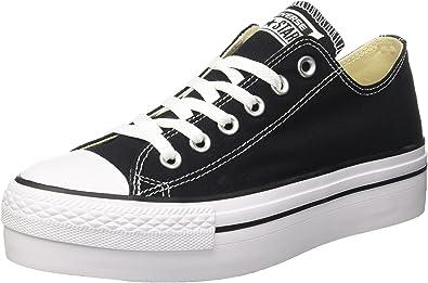 Converse A/S Ox Platform Canvas, Sneakers Hautes Femme