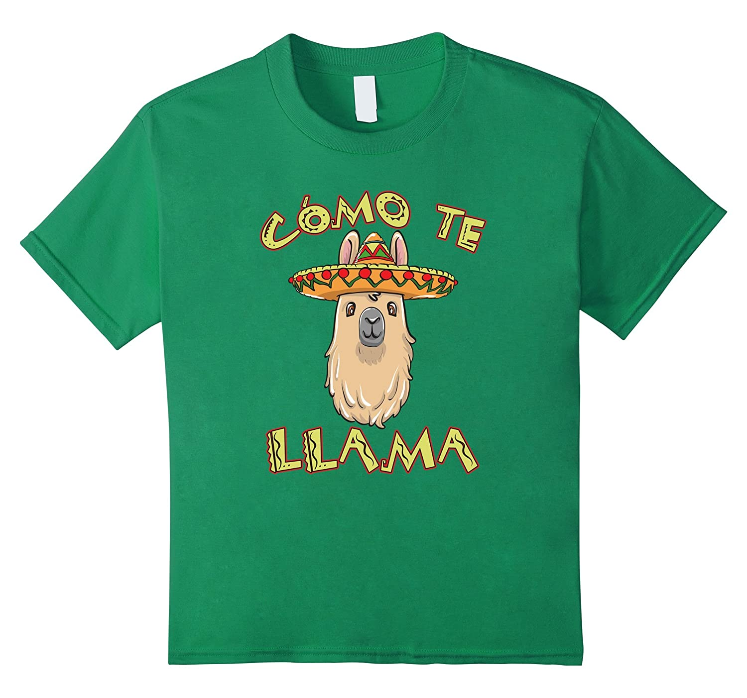 Llama Hispanic shirt Small Black-Teesml