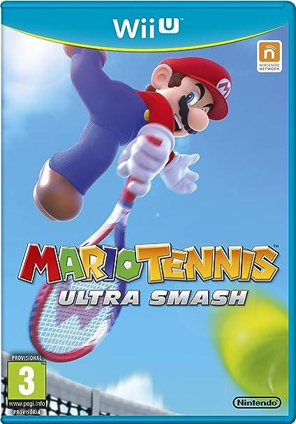 Mario Tennis Ultra Smash: Amazon.es: Videojuegos