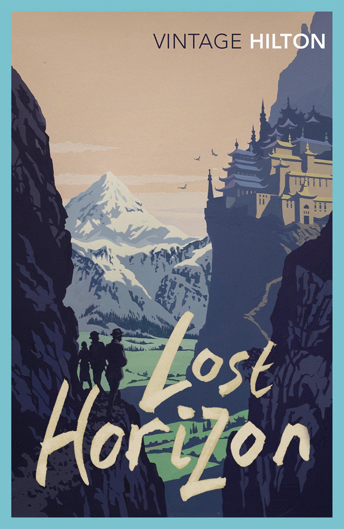 Lost Horizon  Vintage Classics