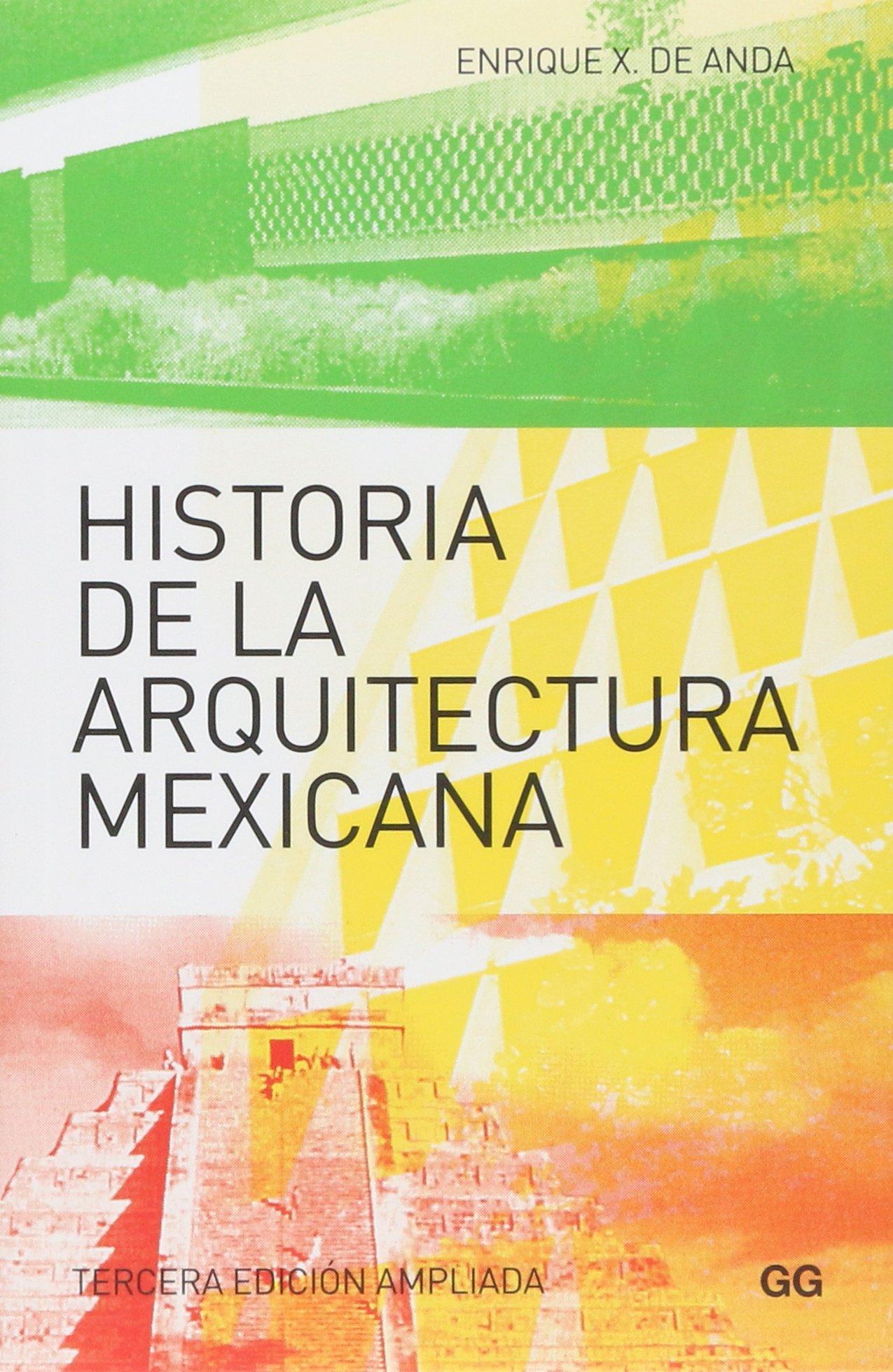 Libro: Historia de la Arquitectura Mexicana