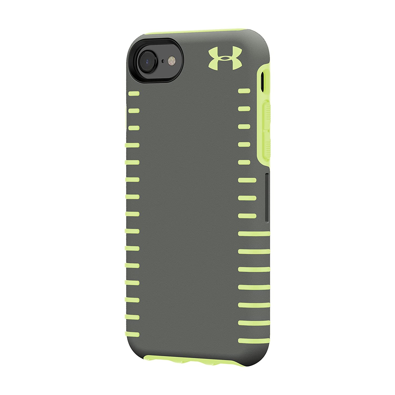 timeless design 8f29e a5f5b Under Armour UA Protect Grip Case for iPhone 8, iPhone 7, iPhone 6s, iPhone  6 - Graphite/Quirky Lime